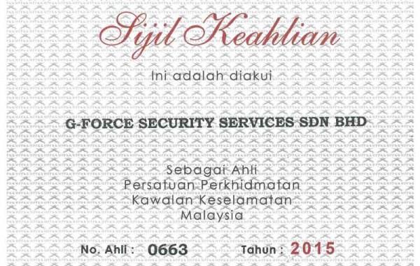 Persatuan Perkhidmatan Kawalan Keselamatan Malaysia
